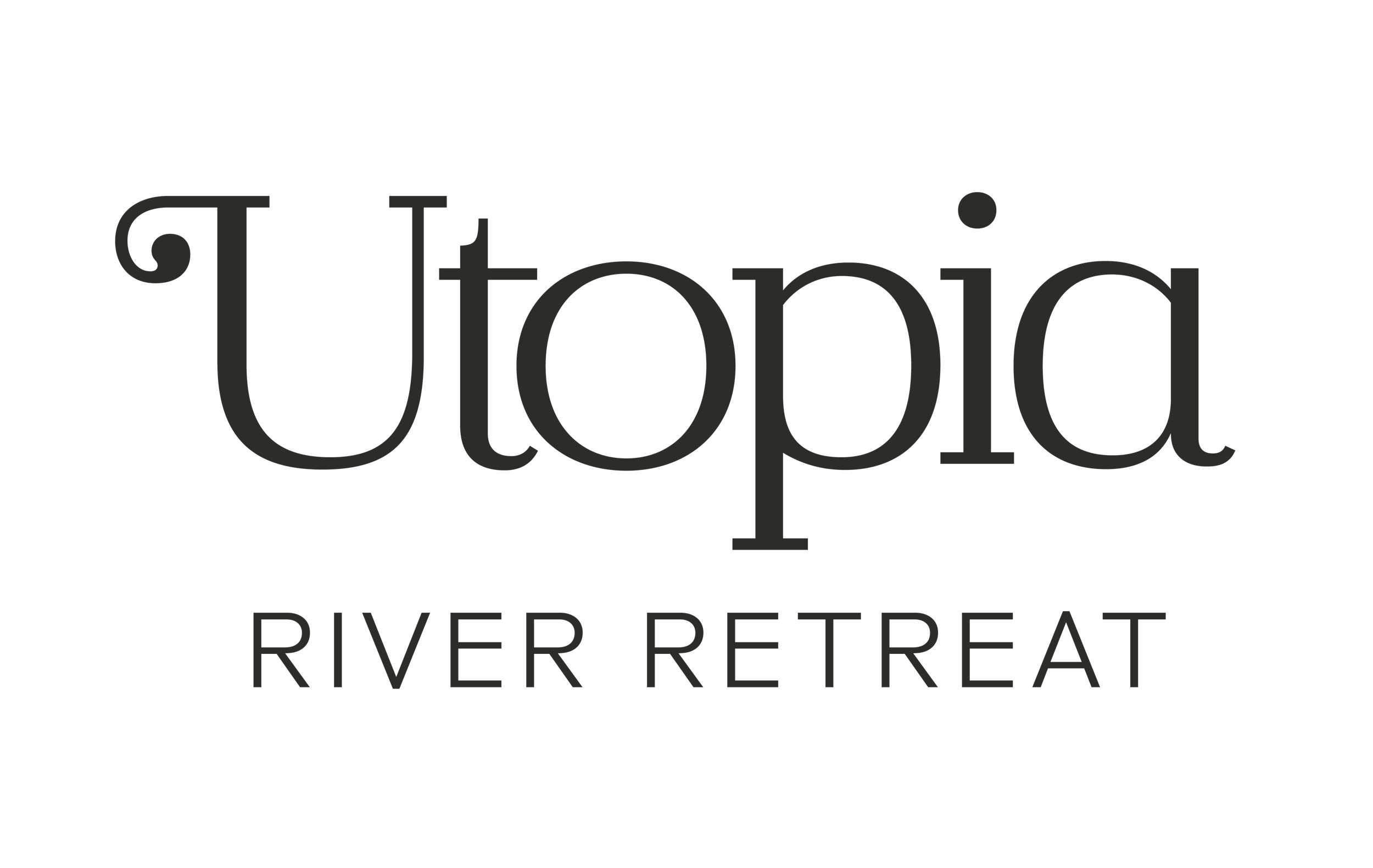 Utopia River Retreat Logo